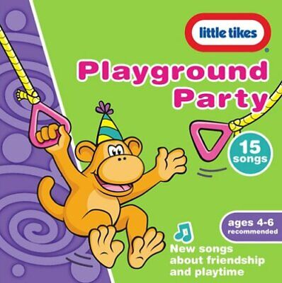 Little Tikes Playground Party by Various Artists - BRAND NEW (Little Artist Party)