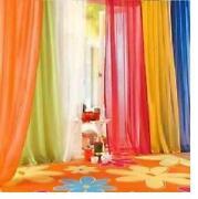 Copper Curtains
