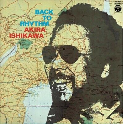 Back to Rhythm by Akira Ishikawa [Digipak] (CD, Apr-2019, Mr Mongo) *NEW*