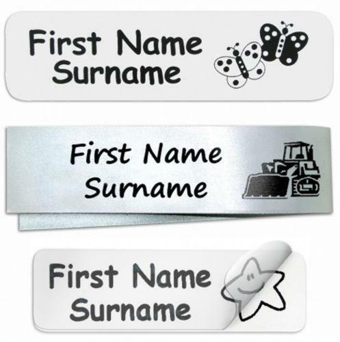 Sew On Name Labels Ebay