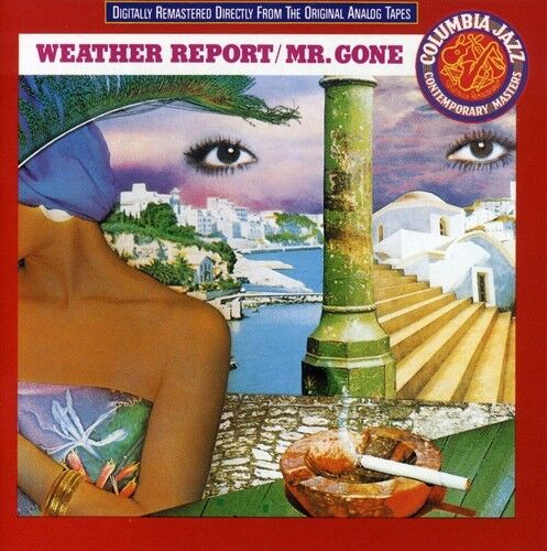 Weather Report - Mr Gone [New CD]