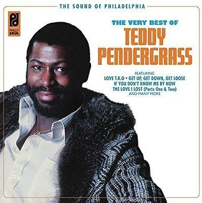 Teddy Pendergrass - Teddy Pendergrass: Very Best of [New CD] Holland - (Best Of Teddy Pendergrass)