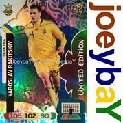Panini Euro 2012 Limited Edition