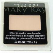 Mary Kay Pressed Powder Ivory 2