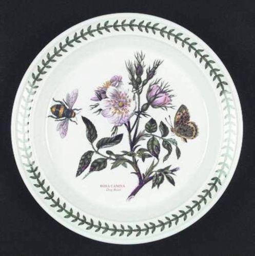 Portmeirion Botanic Garden Salad Plate Ebay