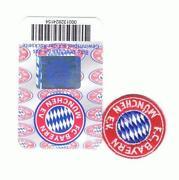 FC Bayern Aufnäher