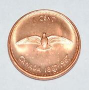 1967 Canadian Penny