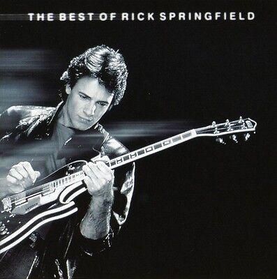 Rick Springfield - Best of Rick Springfield [New CD] UK - Import