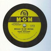 Hank Williams 78