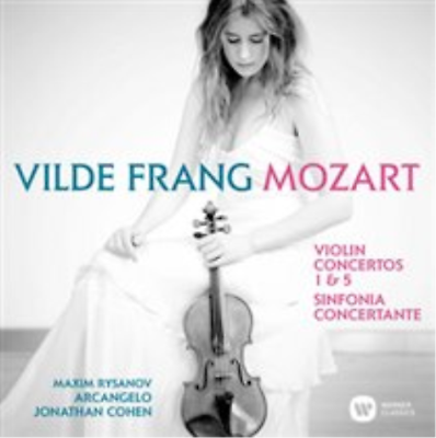 Vilde Frang im radio-today - Shop