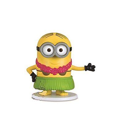 Despicable Me 3 Hula Dave Minion Collectible Figure New