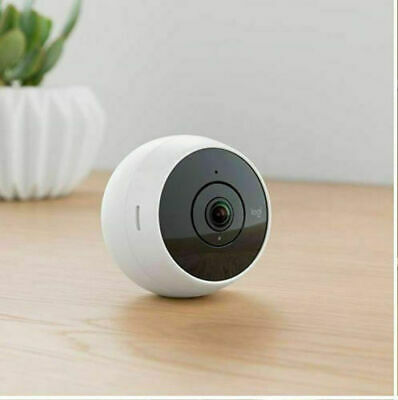 NEW Logitech Circle 2 Wi-Fi Wireless Security Indoor/Outdoor Camera 1080p White