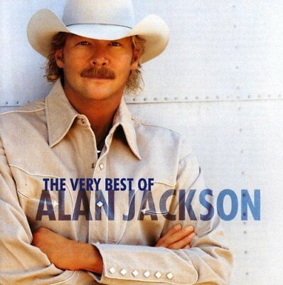 Alan Jackson - Very Best of - NEW CD - Greatest Hits - 20 Track