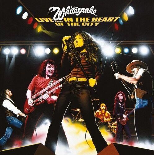 Whitesnake - Live in the Heart of the City [New CD] Rmst, England - Import, Port