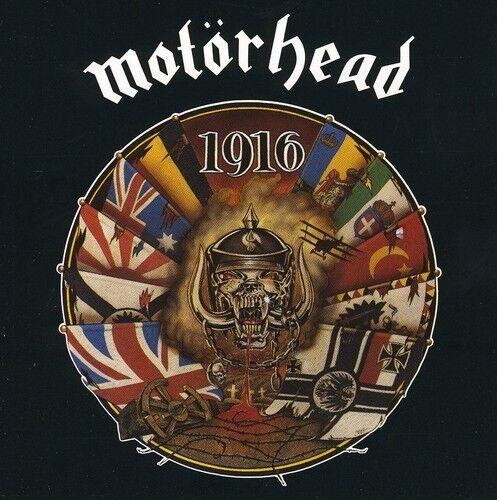 Motorhead - 1916 [New CD] Germany - Import