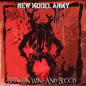 New Model Army - Between Wine And Blood [Vinyl LP] /0