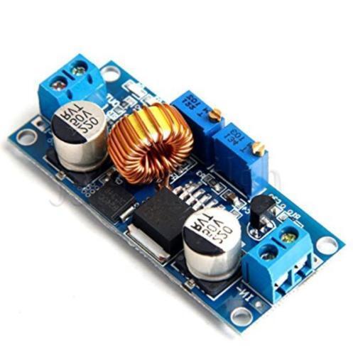 10 PCS Lithium Charger 5A CV CC Buck Step Down Power Supply Module LED Driver