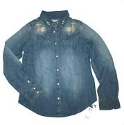 Girls Western Shirt