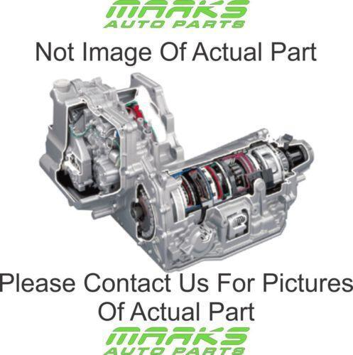 Ford Escape And Mazda Tribute Automatic Transmissions