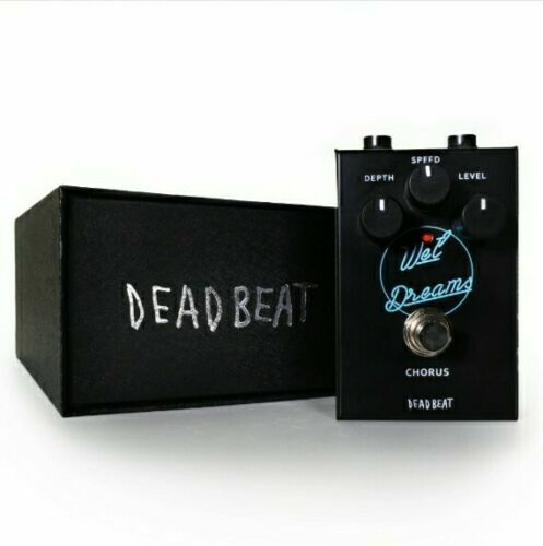 WET DREAMS ANALOG CHORUS EFFECT PEDAL Brand New