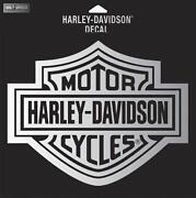 Harley Davidson Large Decals