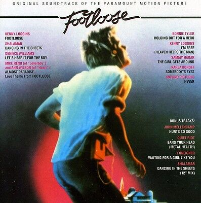 Footloose  15Th Anni   Footloose  15Th Anniversary Collectors Edition   New Cd