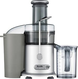 [Hardly Used] Breville JE98XL Two-Speed Juice Fountain Plus
