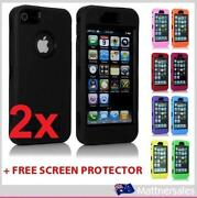 iPhone 5 Hard Silicone Case