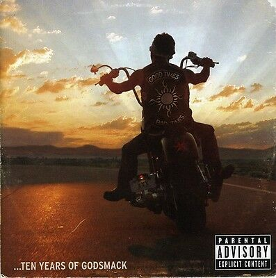 Godsmack - Good Times Bad Times: 10 Years of Godsmack [New CD] Explicit, With DV