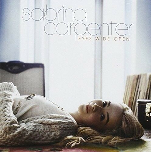 Sabrina Carpenter - Eyes Wide Open [New CD] Canada - Import