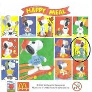 McDonalds Snoopy