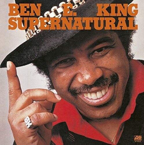BEN E. KING - SUPERNATURAL  CD NEU