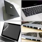 Rubberized Hard Case Cover for MacBook