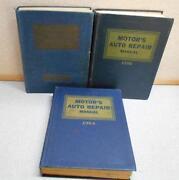 Auto Repair Manuals