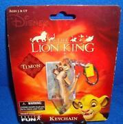 Lion King Keyring