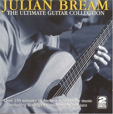 Julian Bream   Ultimate Guitar Collection  New Cd
