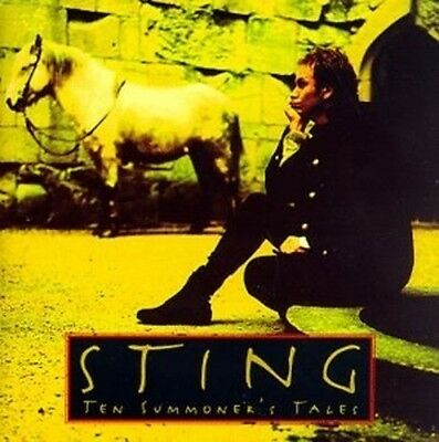 Sting - Ten Summoner's Tales [New Vinyl]