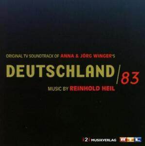 Deutschland 83 von Ost,Reinhold Heil (2015), Neu OVP, CD