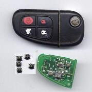 Jaguar Key Fob