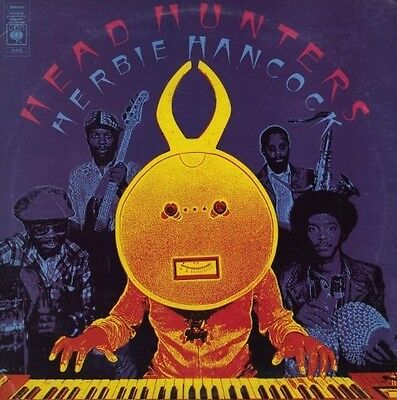 Herbie Hancock   Headhunters  New Cd  Uk   Import