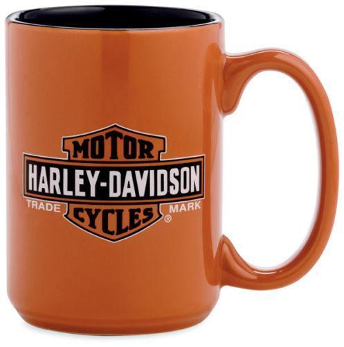 harley tasse kaffeetassen becher ebay. Black Bedroom Furniture Sets. Home Design Ideas