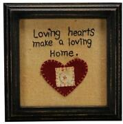 Country Heart Decor