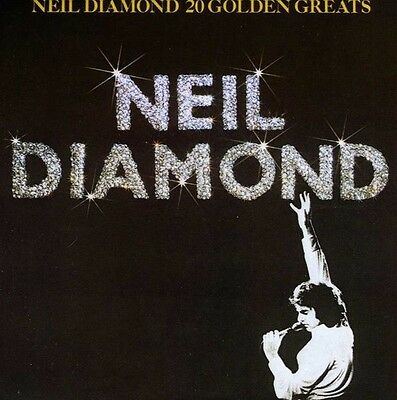 Neil Diamond - 20 Golden Greats [New CD] Canada - Import