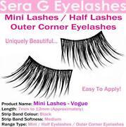 Corner Eyelashes