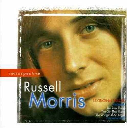 Russell Morris - Retrospective (2003)  CD  NEW/SEALED  SPEEDYPOST