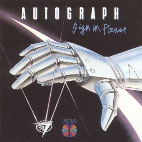 Autograph - Sign in Please [New CD]