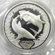 Olympic Silver Coin