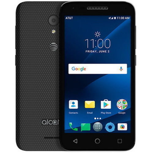 Android Phone - New Alcatel Ideal Xcite 5044R AT&T Unlocked GSM 4G LTE Android Smartphone