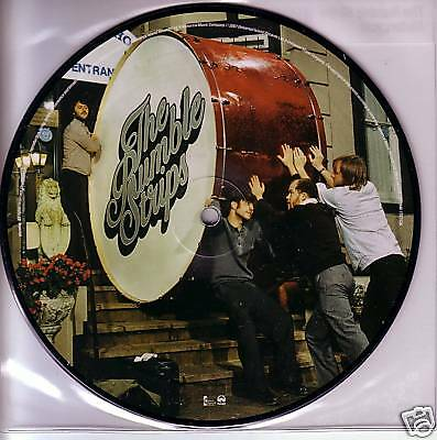 RUMBLE STRIPS Motorcycle PICTURE DISC UK 7 Inch (Rumble Strips)
