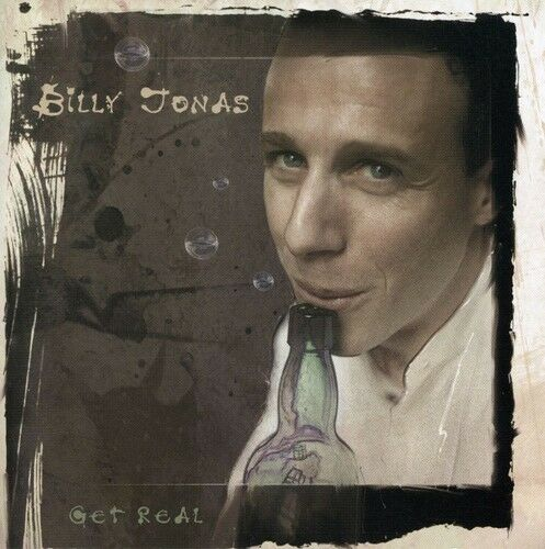 Billy Jonas - Get Real [New CD]
